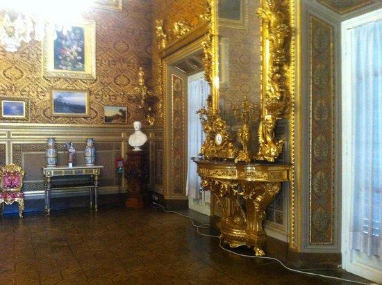 Stibbert Museum: Museo Stibbert a Firenze, una sala