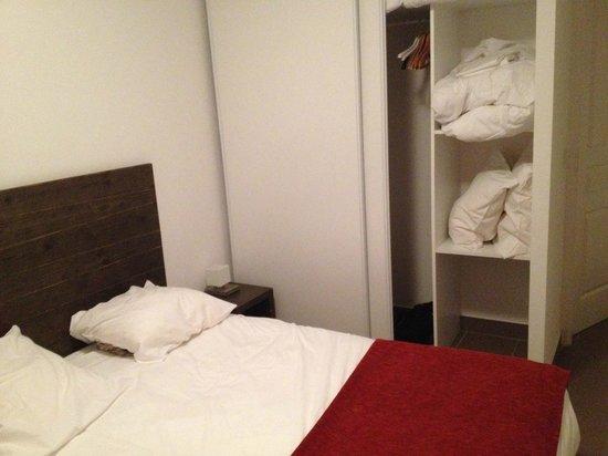 Residence Le Pic de l'Ours : habitación