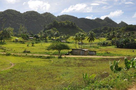 Villa Rosa : Ausflug in Berge