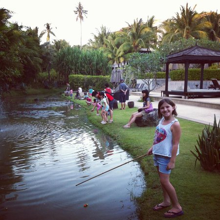 Marriott's Mai Khao Beach - Phuket : The kids club has a great variety of activities for the kids!!