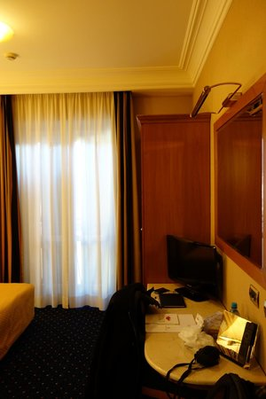 Hotel Diocleziano: Room 406