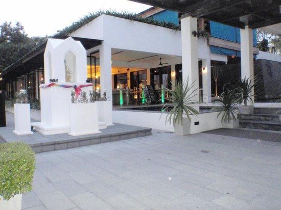 Nap Patong : Entrance to The Nap, & Rest/Bar