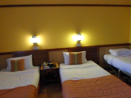 Lido Sharm Hotel: Our Triple comfortable room