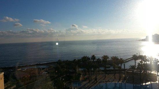 Hilton Malta : View