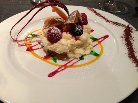 L'Agapée: Délice chocolat blanc