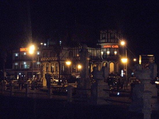 Hotel Colon: Vista noturna