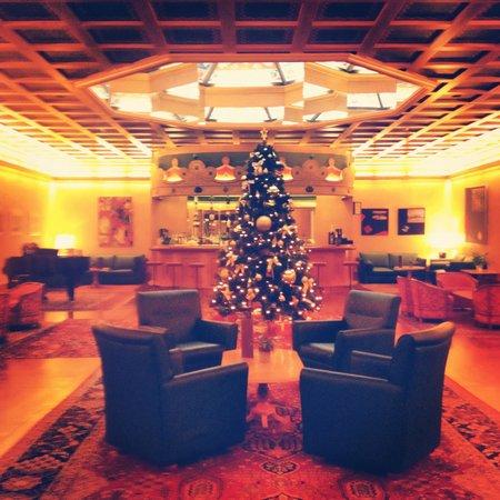 Grand Hotel Trento: Bar