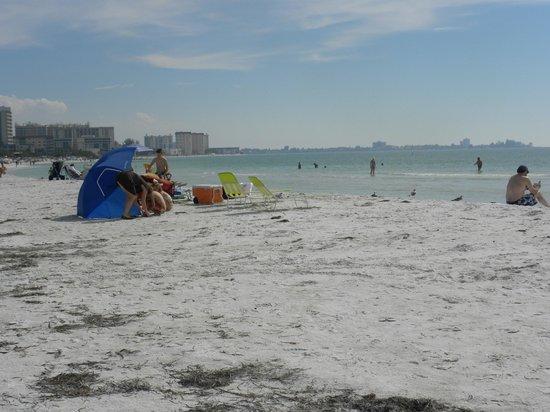 Lido Beach: Пляж