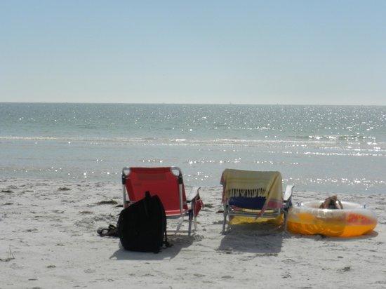 Lido Beach: пляж2