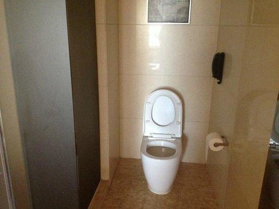 Hyatt Regency Hong Kong Sha Tin : bathroom