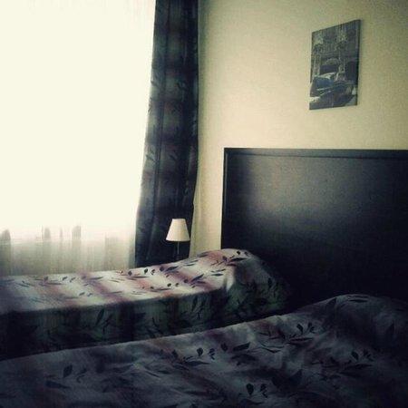 Peterville Hotel: Двухместный номер
