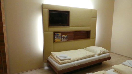 JUFA Hotel Wien City: Stilvoll und pratkisch eingrichtete Hotel/Familienzimmer