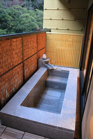 Tenseien: Private hot spring