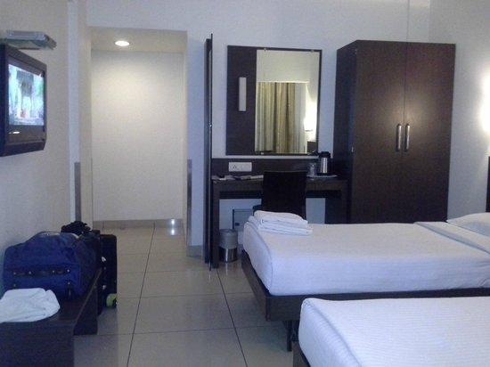 Shantai Hotel : Room View