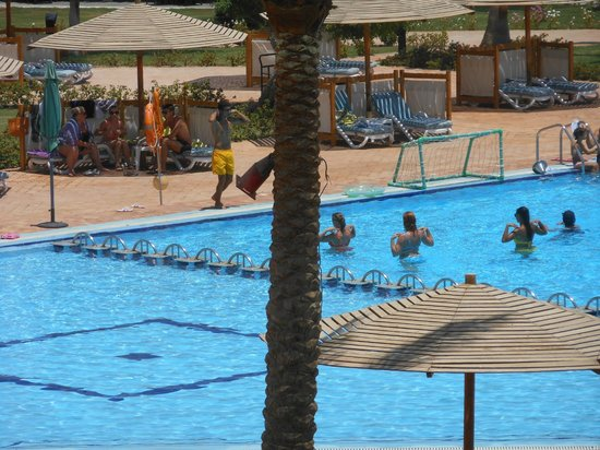 Mövenpick Resort Hurghada : pool