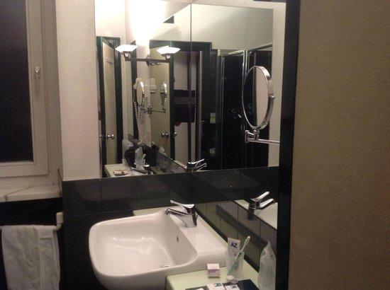 Hotel Buonconsiglio: bagno