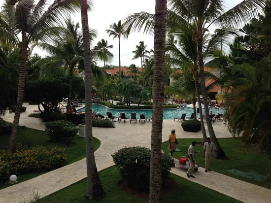 Dreams Palm Beach Punta Cana: view from room