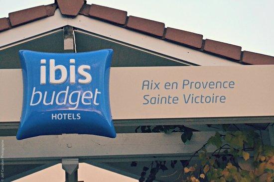 Ibis Budget Aix en Provence Est Sainte Victoire : Ibis Budget Aix-En-Provence EST Sainte Victoire
