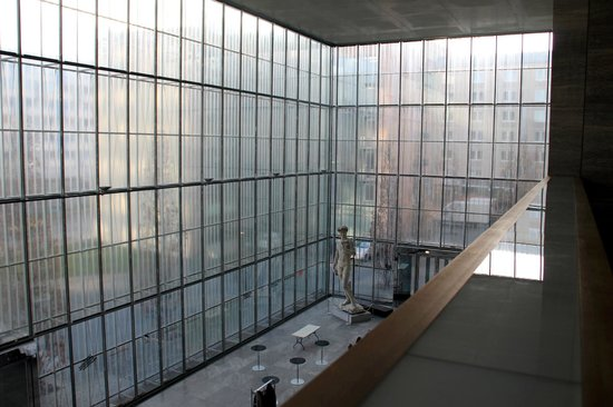 Museum der Bildenden Künste: Inside the Museum