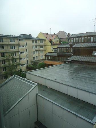 CVJM Jugendgästehaus: Otra Vista desde habitacíón