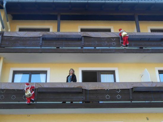 Hotel Stefanihof: Hotelansicht