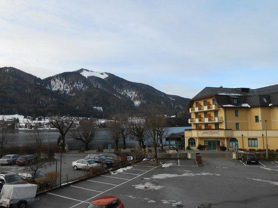 Hotel Stefanihof: Blick auf den Fuschlsee