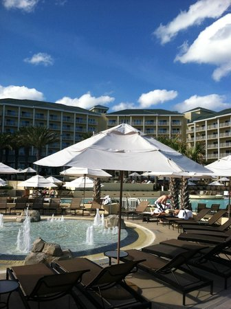 Omni Amelia Island Plantation Resort : Splash Pool