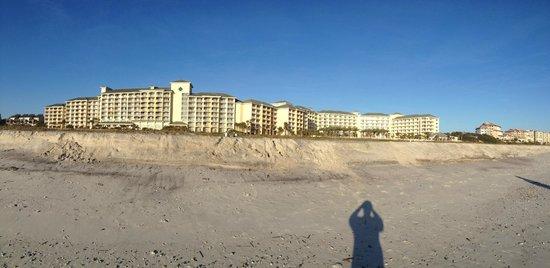 Omni Amelia Island Plantation Resort : From the Beach...