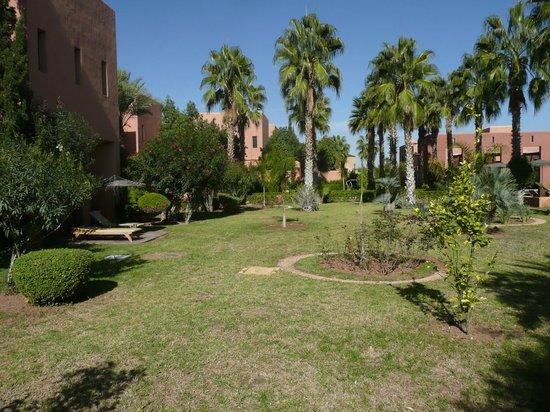 Hapimag Resort Marrakech: Sehr schöne und geflegte Hotelanlagen