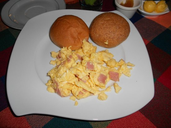 Hotel Inca Real: BREAKFAST