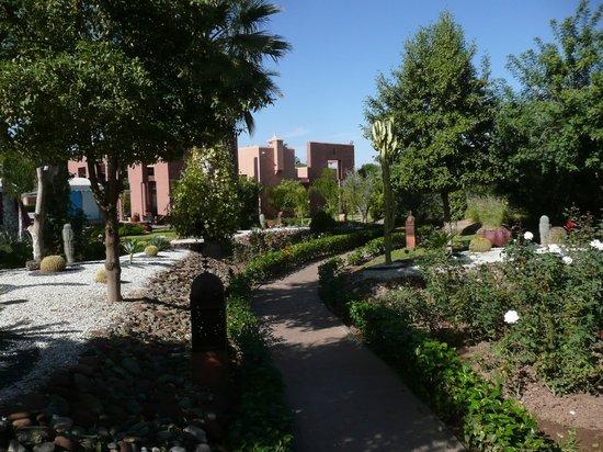 Hapimag Resort Marrakech : Sehr schöne und geflegte Hotelanlagen