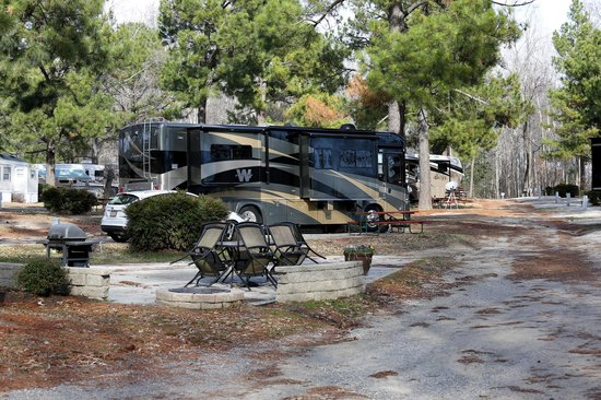 American Heritage RV Campground: Campground