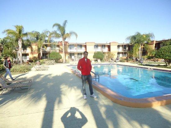 Econo Lodge Inn & Suites: Foto Área Externa
