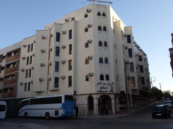 Hotel Mounia: 外観