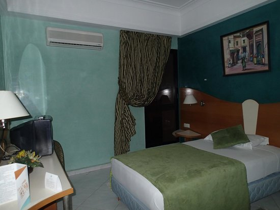 Hotel Mounia: シングルルーム