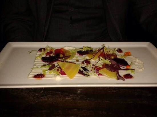 The Marquis at Alkham: Starter