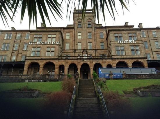 The Glenburn Hotel Ltd: fabulous