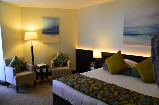 JA Jebel Ali Beach Hotel : номер