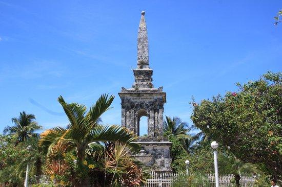 Magellan Shrine: Go on a clear day.