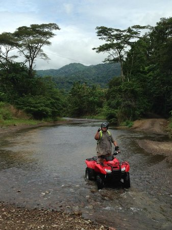 ATV Adventure Tours Costa Rica: Big Fun!