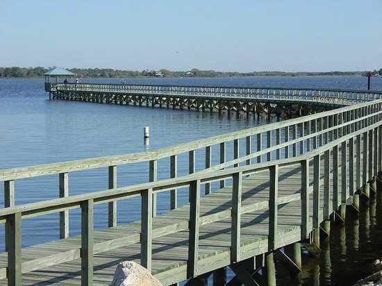Perry, Φλόριντα: Boardwalk