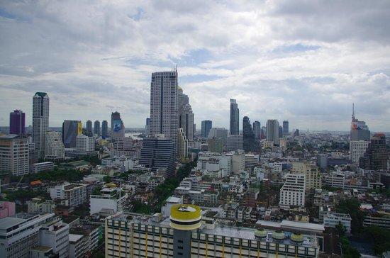 Pullman Bangkok Hotel G: Vistas habitación
