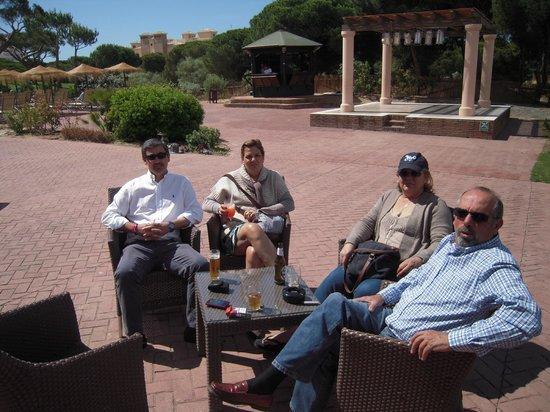 Barcelo Punta Umbria Beach Resort: Relax en la zona de piscina