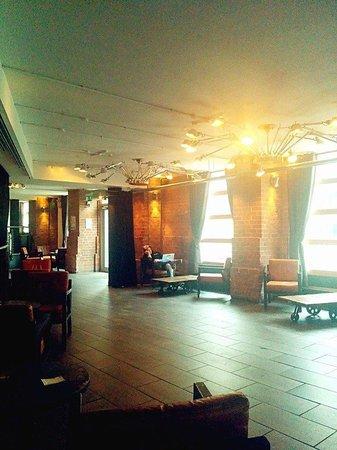 Generator Hostel Dublin: chilling space