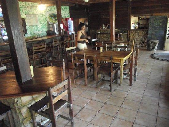 Kaya's Place: DINING AREA RESTAURANT/BAR