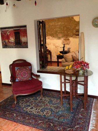 Hotel Sor Juana: Lobby