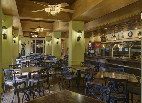 Quality Suites Royale Parc Suites: Cajun Quarters Restaurant