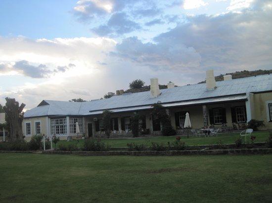 Melton Wold Guest House : Main Building