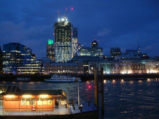 The Bermondsey Square Hotel: Thames View