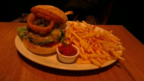 The Burger Joint: Beautiful